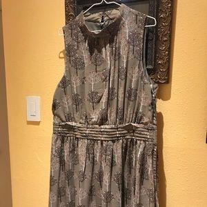 "18e1b5db21c Modcloth Dresses - ModCloth ""Windy City Dress"" in Autumnal Grove - 1X"